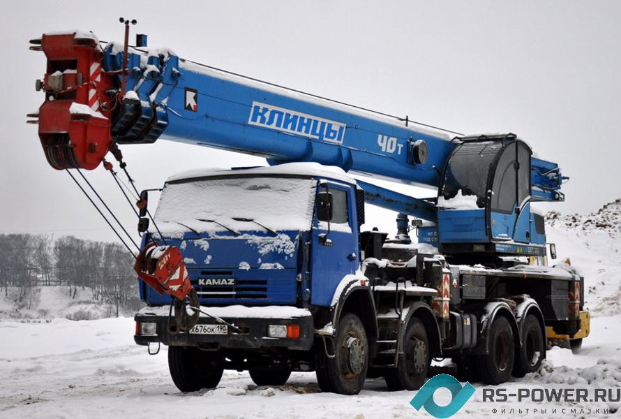 Смазка для телескопических стрел зимняя, 18 кг евроведро