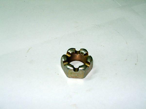 Гайка рулевого пальца  853514 КАМАЗ М24*1,5 корончатая